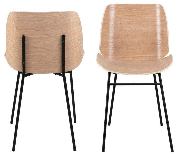 Aks Krzesło Naturalne