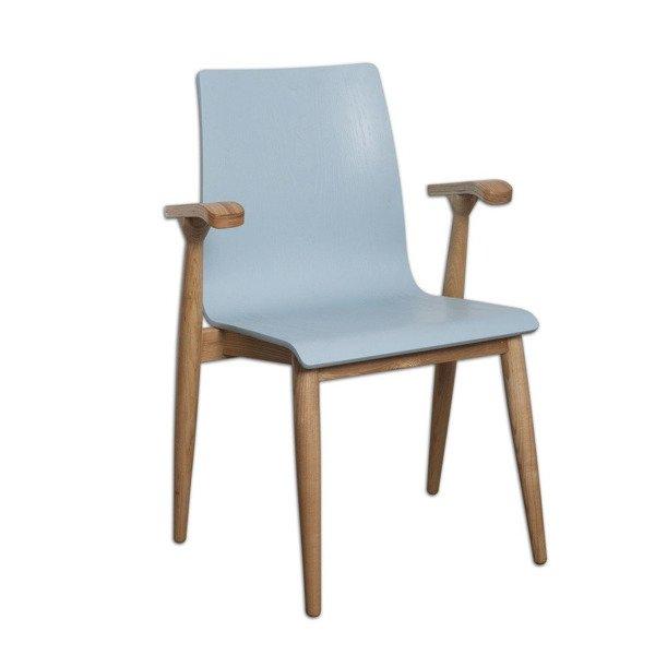 Bos 21301 Krzesło niebieskie