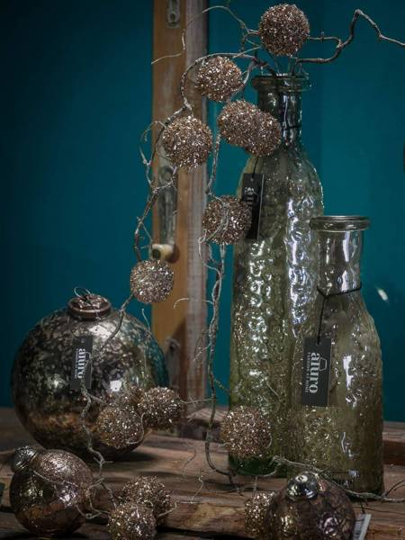 Butelka szklana FALGUNI_Aluro  L