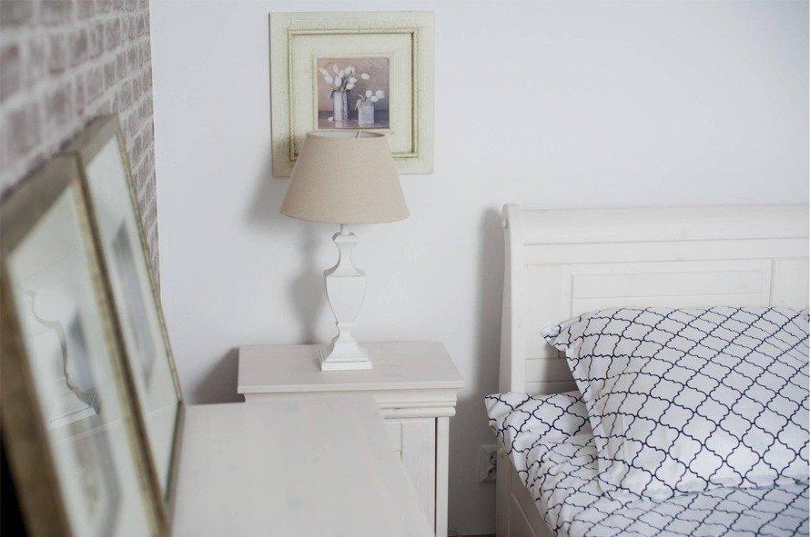 Dori Łóżko 140 x 200 bez szuflad