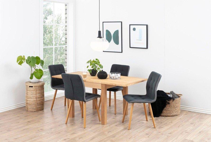 Jackson Stół rozkładany Naturalny