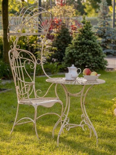 Krzesło metalowe CAPRI_Aluro