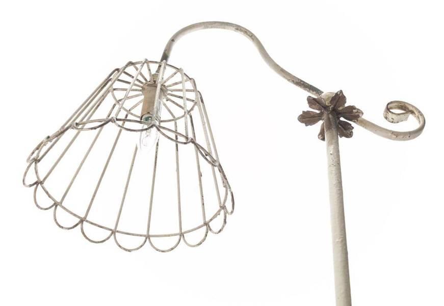 Lampa stojąca podłogowa LAMALI Aluro
