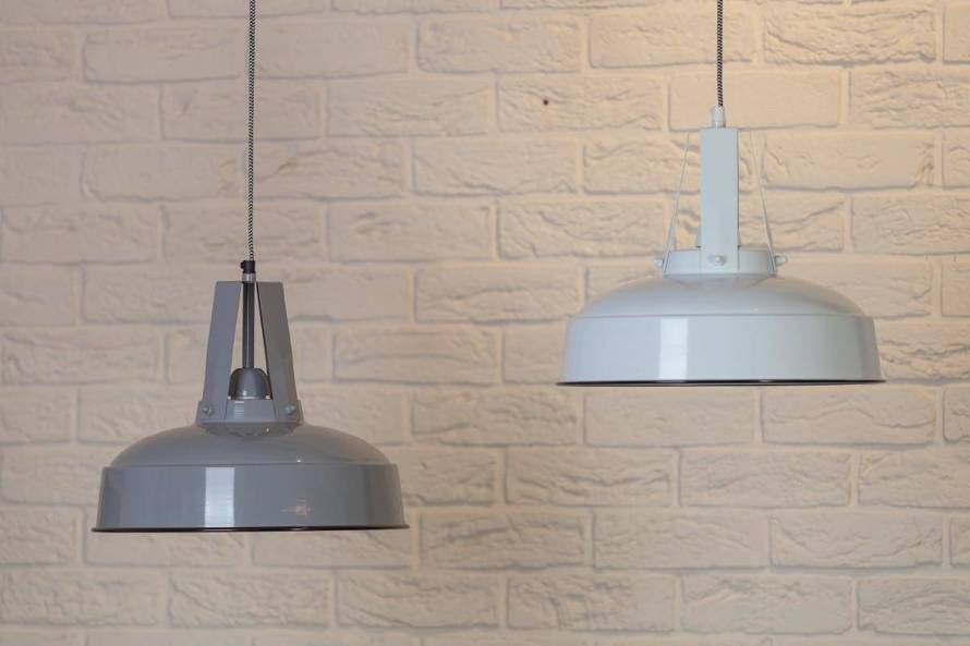 Lampa wisząca FLUX white Aluro