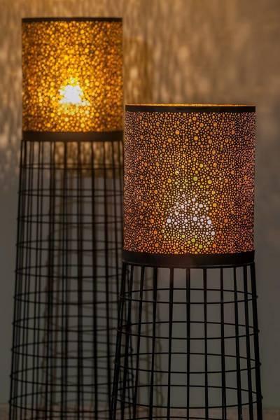 Lampion podłogowy FUMO_Aluro