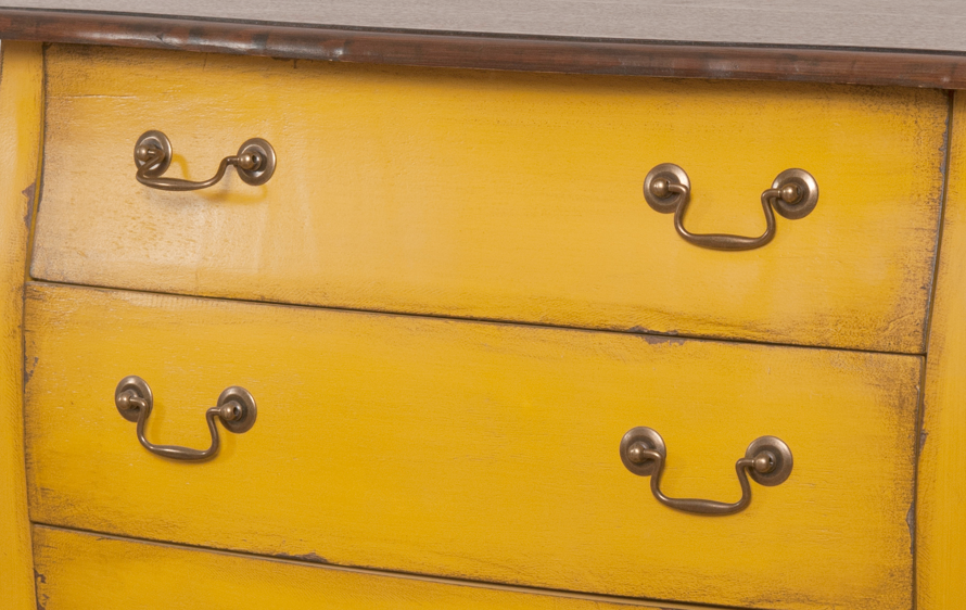 Mellow 3S Yellow Komoda