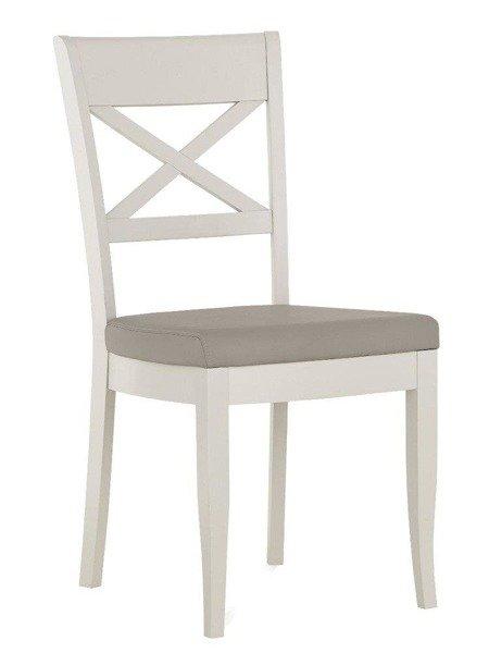 Montreux Soft Grey 6F70 Krzesło tapicerowane