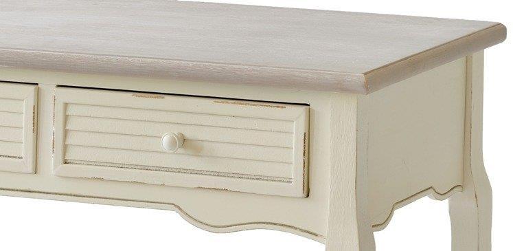 Pesaro 017 Konsola prowansalska stylowo rzeźbiona