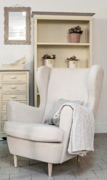 TA 319 Krzesło białe