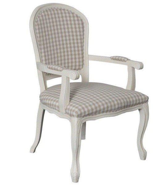 TA 319B Krzesło w kratkę