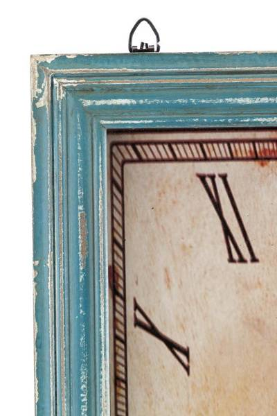 Zegar prostokątny MAZINE Aluro